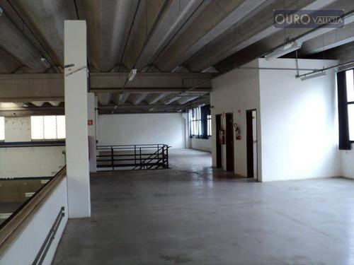 galpão para alugar, 1847 m² por r$ 31.400/mês - são mateus - ga 190607p - ga0425