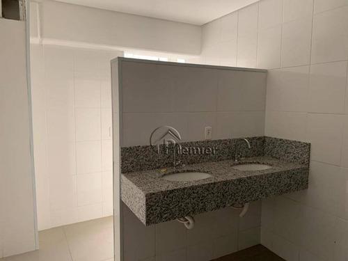 galpão para alugar, 1964 m² por r$ 25.000/mês - europark comercial - indaiatuba/sp - ga0166