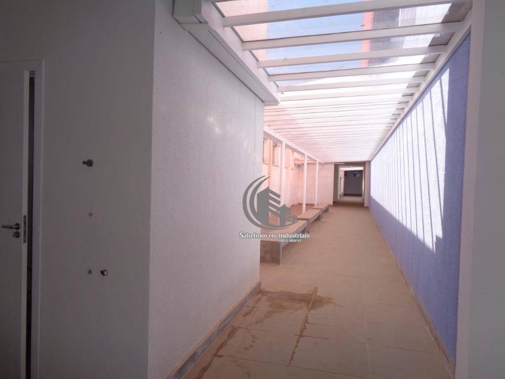galpão para alugar, 19863 m² por r$ 317.817,60/mês - jardim primavera - itaquaquecetuba/sp - ga0455