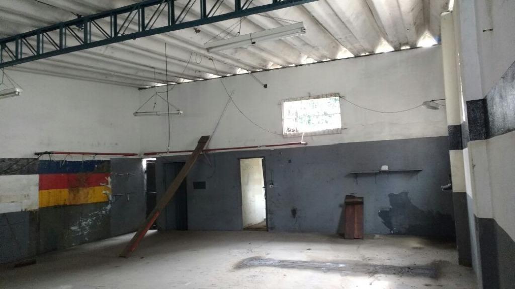 galpão para alugar, 200 m² área construída por r$ 25.000/mês - vila olímpia - são paulo/sp - ga0305