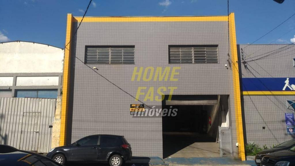 galpão para alugar, 200 m² por r$ 3.500,00/mês - jardim vila galvão - guarulhos/sp - ga0225