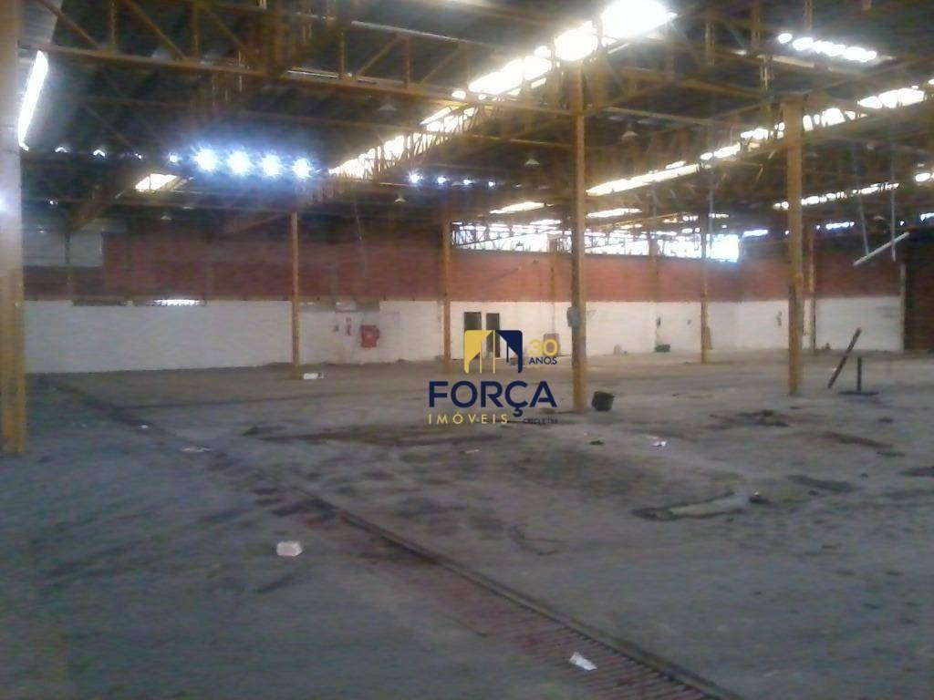 galpão para alugar, 2033 m² - cidade industrial satélite de são paulo - guarulhos/sp - ga0796