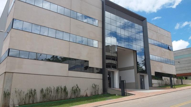 galpão para alugar, 2080 m² por r$ 41.600,00/mês - parque industrial san josé - cotia/sp - ga0301