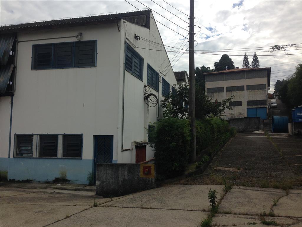 galpão para alugar, 2200 m² por r$ 30.000,00/mês - jardim fontana - cotia/sp - ga0075