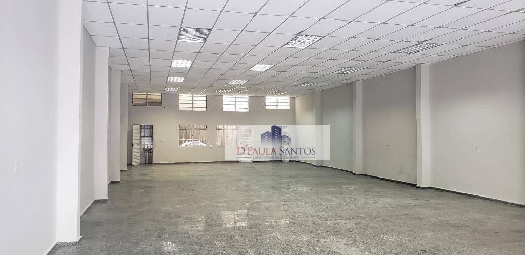 galpão para alugar, 240 m² por r$ 7.500/mês - cidade líder - são paulo/sp - ga0020