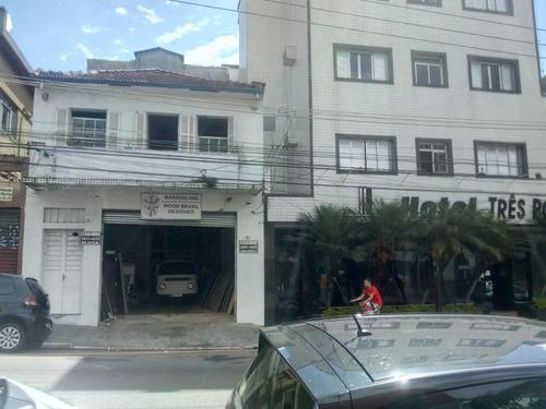 galpão para alugar, 250 m² por r$ 3.300/mês - mooca - ga 190309v - ga0380