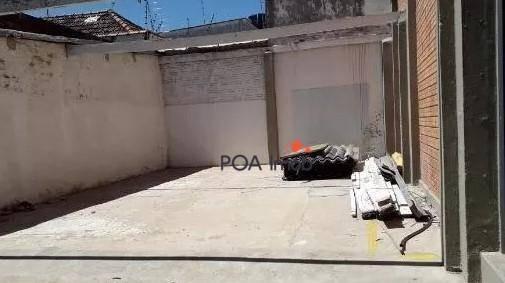 galpão para alugar, 300 m² por r$ 4.800,00/mês - santa maria goretti - porto alegre/rs - ga0013