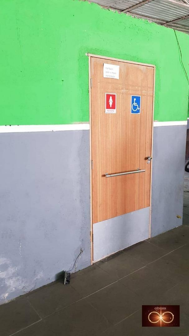 galpão para alugar, 300 m² por r$ 7.000/mês - lagoa - itapecerica da serra/sp - ga0002