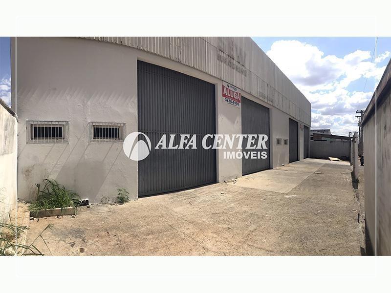 galpão para alugar, 336 m² por r$ 5.500,00/mês - setor cândida de morais - goiânia/go - ga0101