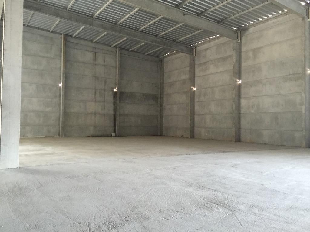 galpão para alugar, 3379 m² por r$ 55.000/mês - encano norte - indaial/sc - ga0031