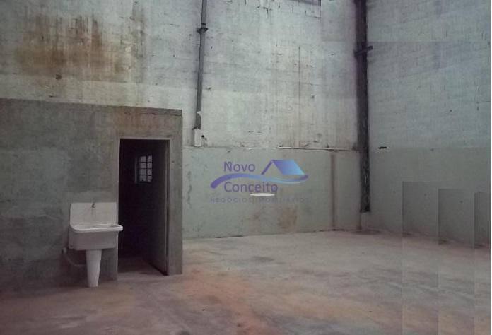galpão para alugar, 350 m² por r$ 4.000,00/mês - vila nova york - são paulo/sp - ga0004
