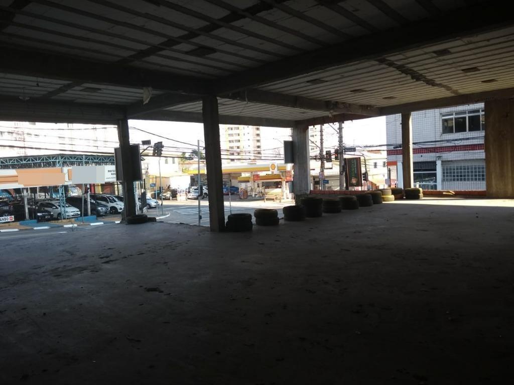galpão para alugar, 350 m² por  - vila galvão - guarulhos/sp - ga0311