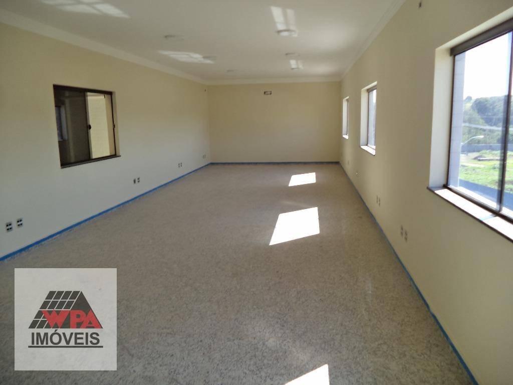 galpão para alugar, 3500 m² por r$ 47.250,00/mês - distrito industrial abdo najar - americana/sp - ga0146