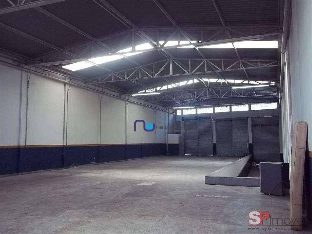 galpão para alugar, 356 m² por r$ 7.000/mês - cidade centenário - são paulo/sp - ga0727