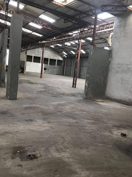 galpão para alugar, 3730 m² por r$ 35.000/mês - vila prudente - ga 190825 v - ga0490
