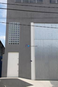 galpão para alugar, 386 m² por r$ 9.800,00/mês - vila dos remédios - osasco/sp - ga0591