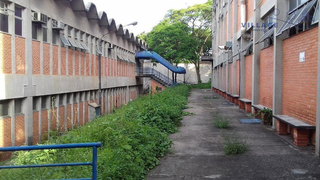 galpão para alugar, 4.000 m² por r$ 60.000/ano - ga0271