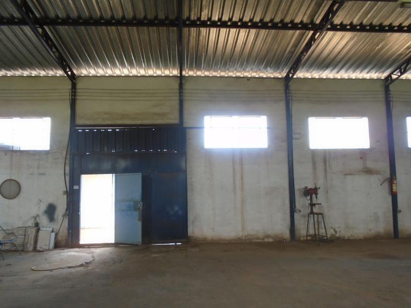 galpão para alugar, 450 m² por r$ 3.700/mês - jardim pampulha - aparecida de goiânia/go - ga0090