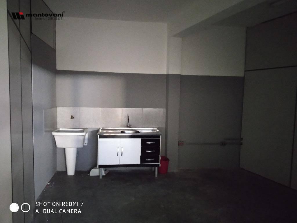 galpão para alugar, 480 m² por r$ 9.900/mês - chácara califórnia - ga0165