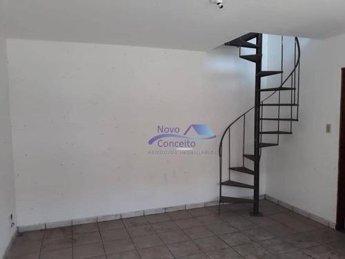 galpão para alugar, 500 m² por r$ 6.000/mês - vila nova york - são paulo/sp - ga0054