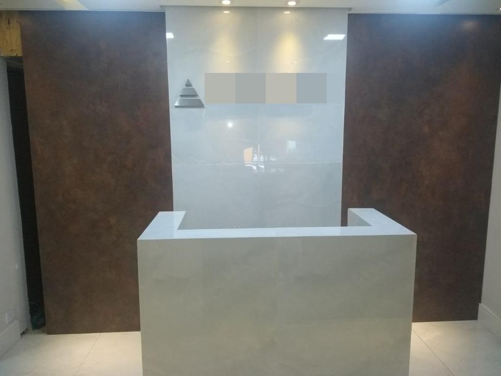 galpão para alugar, 500 m² - vila augusta - guarulhos/sp - ga0358