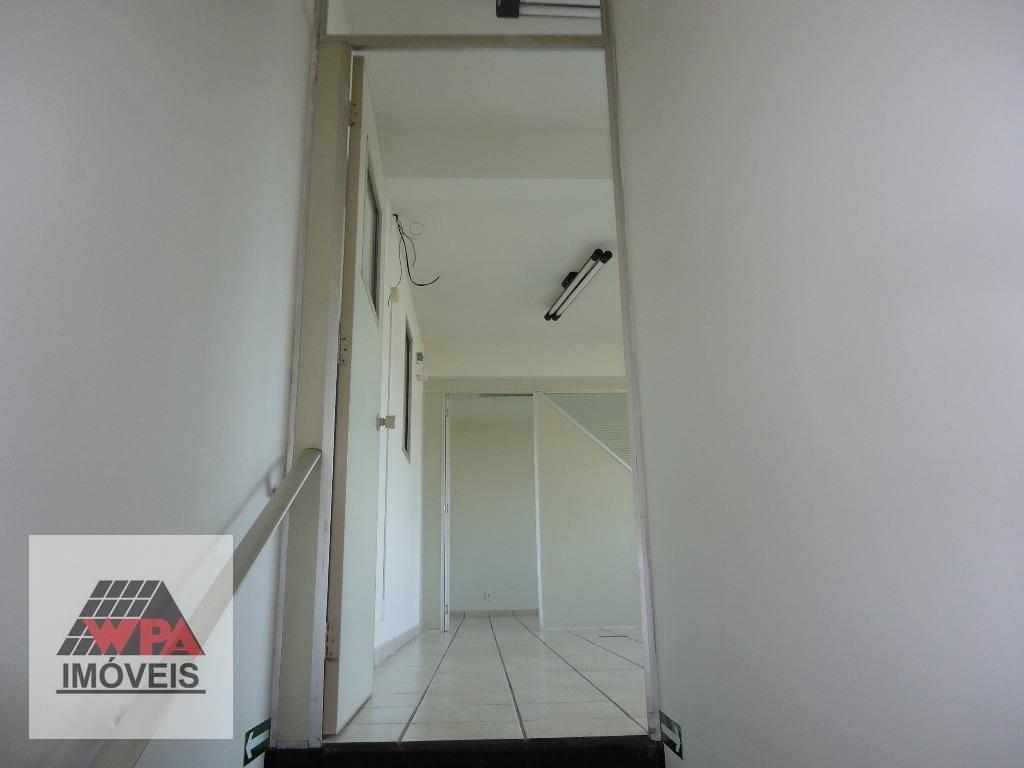 galpão para alugar, 579 m² por r$ 4.500,00/mês - loteamento industrial nossa senhora de fátima - americana/sp - ga0151