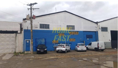 galpão para alugar, 584 m² por r$ 7.500/mês - cidade industrial satélite de são paulo - guarulhos/sp - ga0235
