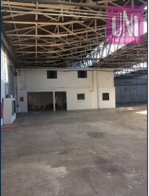 galpão para alugar, 5947 m² por r$ 99.000,00/mês - vila leopoldina - são paulo/sp - ga0093