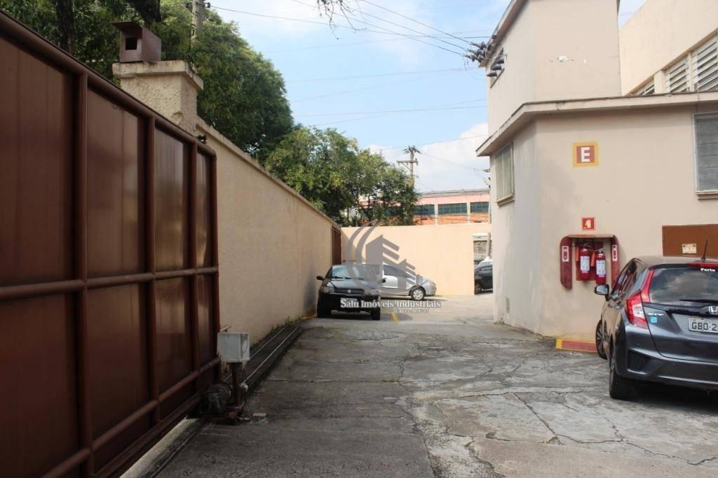 galpão para alugar, 6203 m² por r$ 120.000/mês - vila leopoldina - são paulo/sp - ga0314