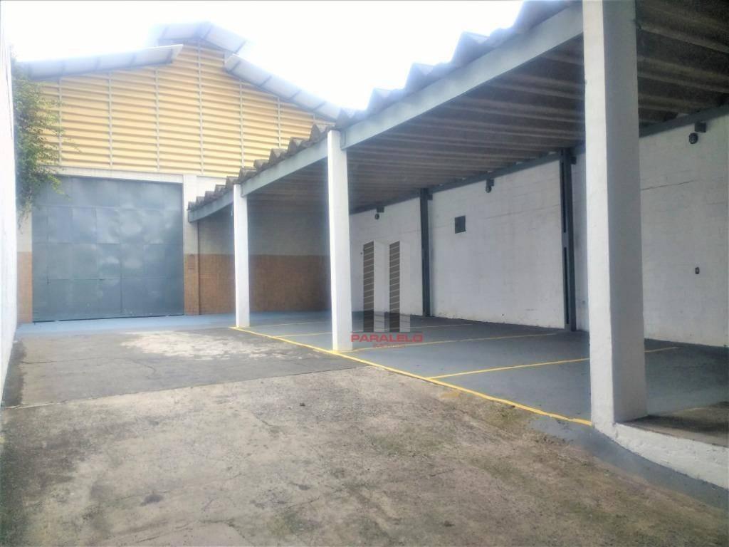 galpão para alugar, 650 m² por r$ 14.000,00/mês - mooca - são paulo/sp - ga0299