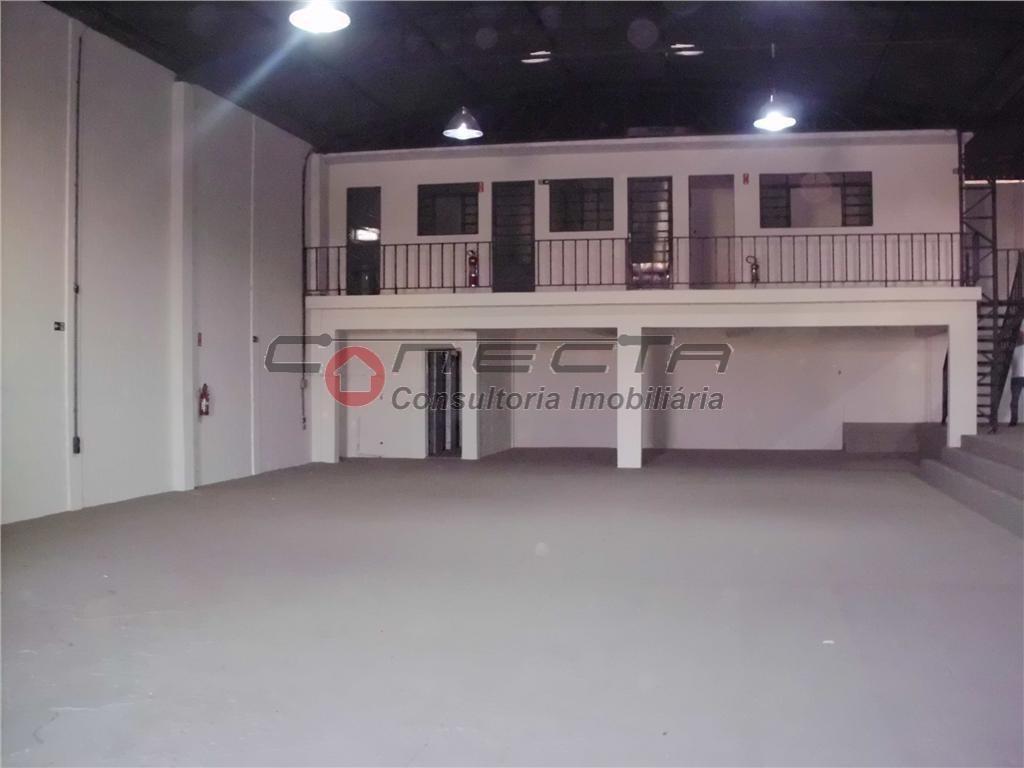 galpão para alugar, 674 m² por r$ 8.000,00/mês - parque da figueira - paulínia/sp - ga0126