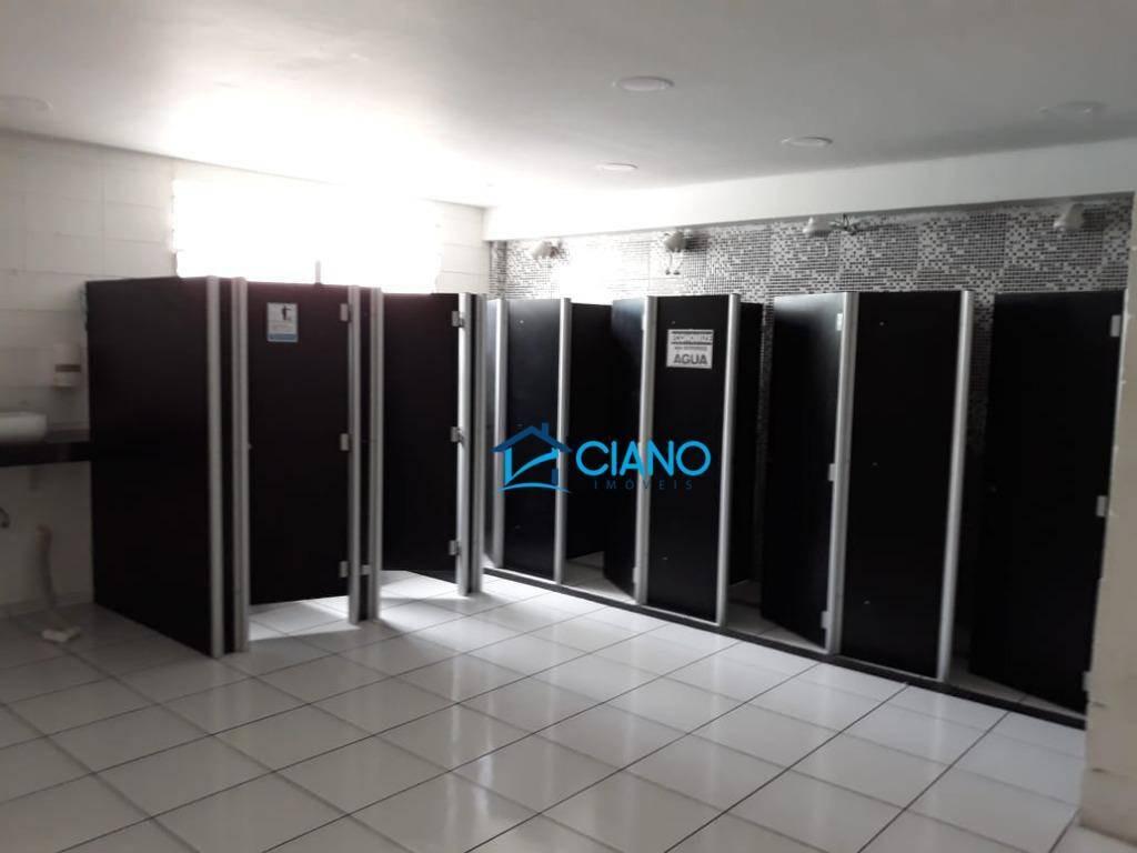 galpão para alugar, 680 m² por r$ 21.900,00/mês - aclimação - são paulo/sp - ga0243