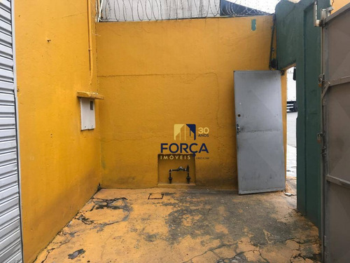 galpão para alugar, 691 m² - cumbica - guarulhos/sp - ga0129