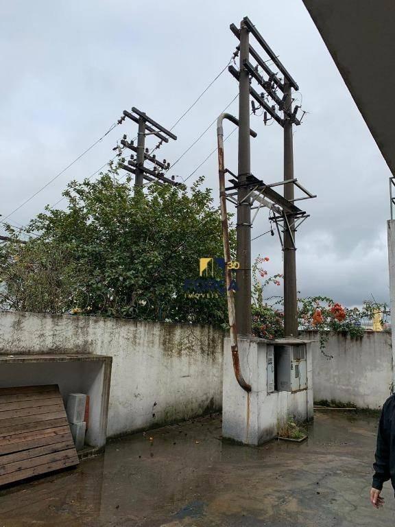 galpão para alugar, 695 m² - cidade industrial satélite de são paulo - guarulhos/sp - ga0323