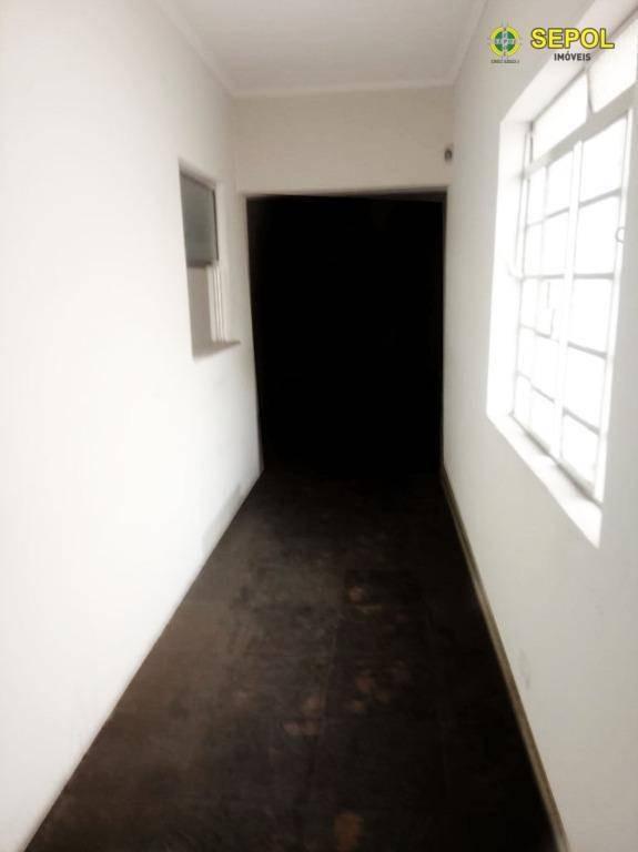 galpão para alugar, 750 m² por r$ 18.000/mês - mooca - são paulo/sp - ga0049