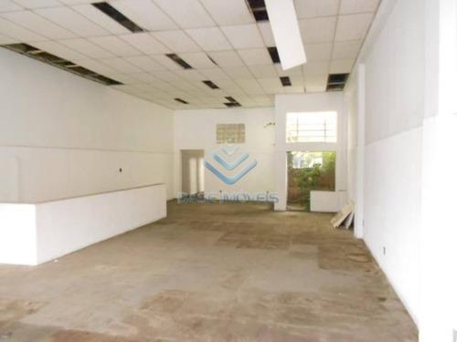 galpão para alugar, 750 m² por r$ 7.500,00 - aclimação - são paulo/sp - ga0150
