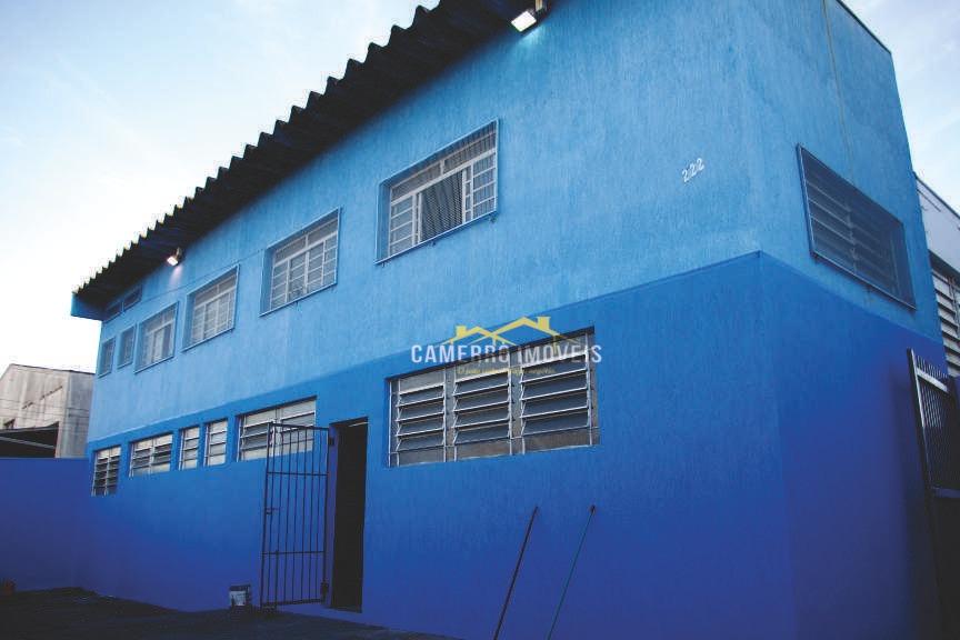 galpão para alugar, 800 m² por r$ 5.000/mês - jardim pérola - santa bárbara d'oeste/sp - ga0018