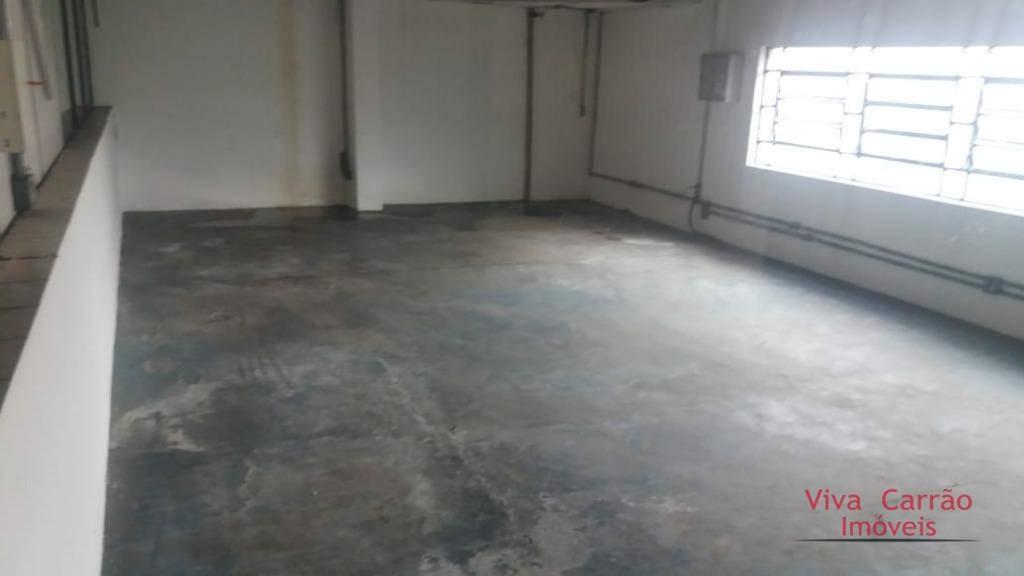 galpão para alugar, 880 m² por r$ 11.000,00/mês - cidade líder - são paulo/sp - ga0026