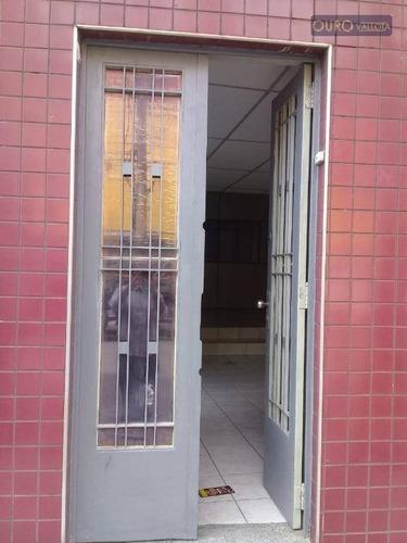 galpão para alugar, 880 m² por r$ 17.000/mês - mooca ga 190310v - ga0384