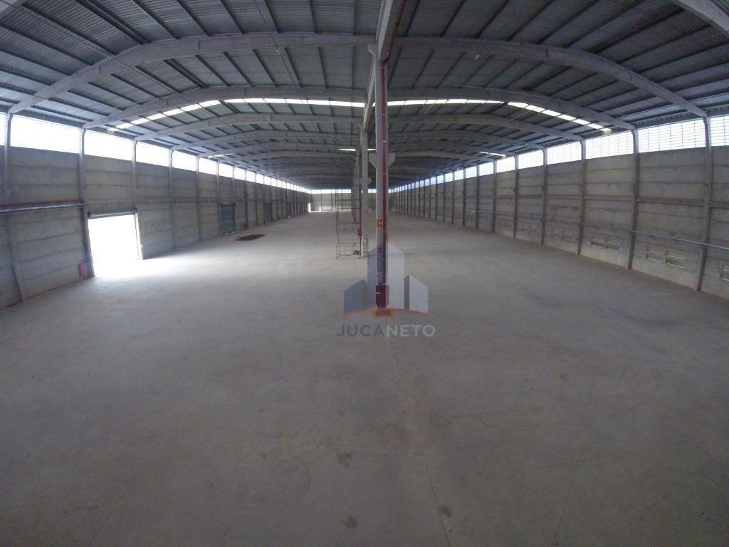 galpão para alugar, 9 m² por r$ 30.000/mês - vila carlina - mauá/sp - ga0022