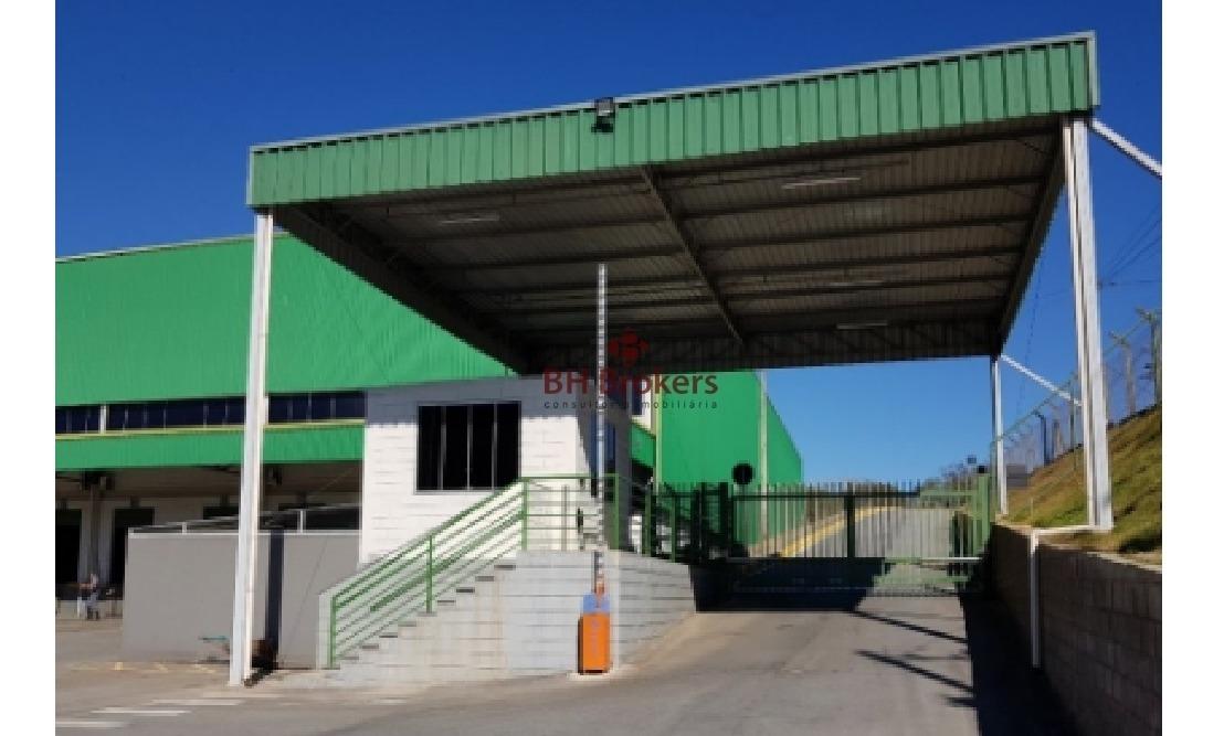 galpão para alugar no campina verde em contagem/mg - 13824