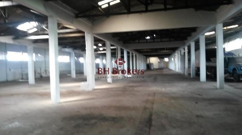 galpão para alugar no cidade industrial em contagem/mg - 12816