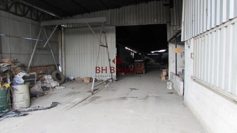 galpão para alugar no cidade industrial em contagem/mg - 12818