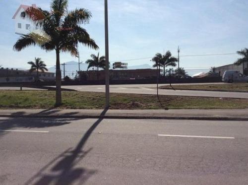 galpão para alugar por r$ 2.000,00/mês - vila tupi - praia grande/sp - ga0009