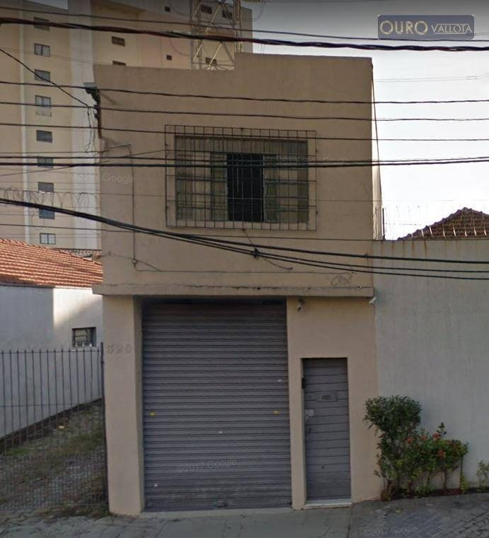 galpão para alugar por r$ 6.000/mês - mooca - são paulo/sp - ga0436