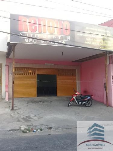galpão para aluguel na jaguarari