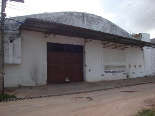 galpão para locação em ananindeua, guanabara - a4392