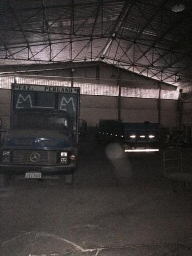 galpão para locação em belém, cremação, 2 banheiros - a4206