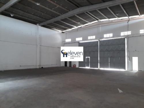 galpão para locação em feira de santana na av. contorno com 550 m² área total , 300 m² construida. - gp00015 - 32715918