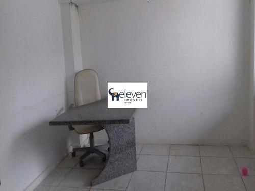 galpão para locação imbui, salvador 2 salas, r$ 3.500,00 com as taxas, 2 banheiros, 1 vaga, 160 m². - tjn510 - 4578418